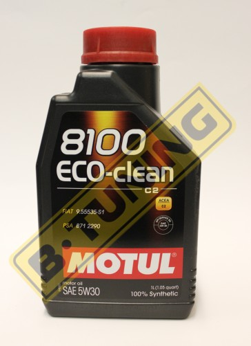 Motul 8100 Eco-clean 5W-30 (1 литр)