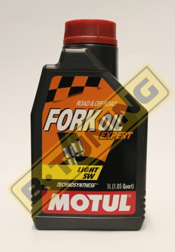 Fork Oil Expert light 5W (1 литр)